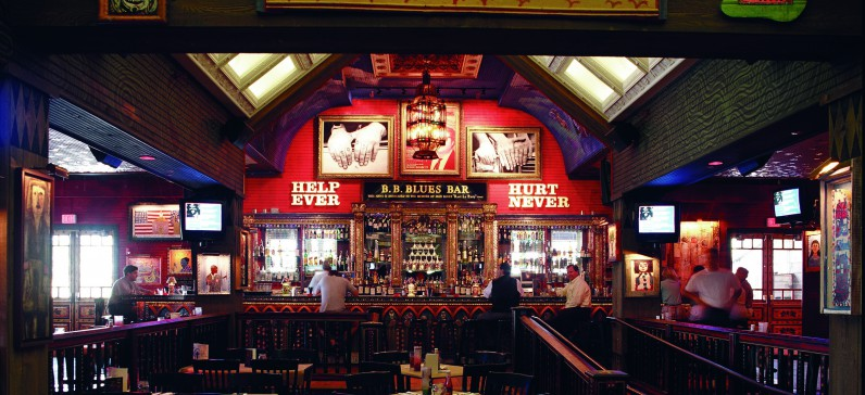 Powell Design Group | Orlando, FL | Architecture, Interiors, Planning :  House Of Blues At Downtown Disney